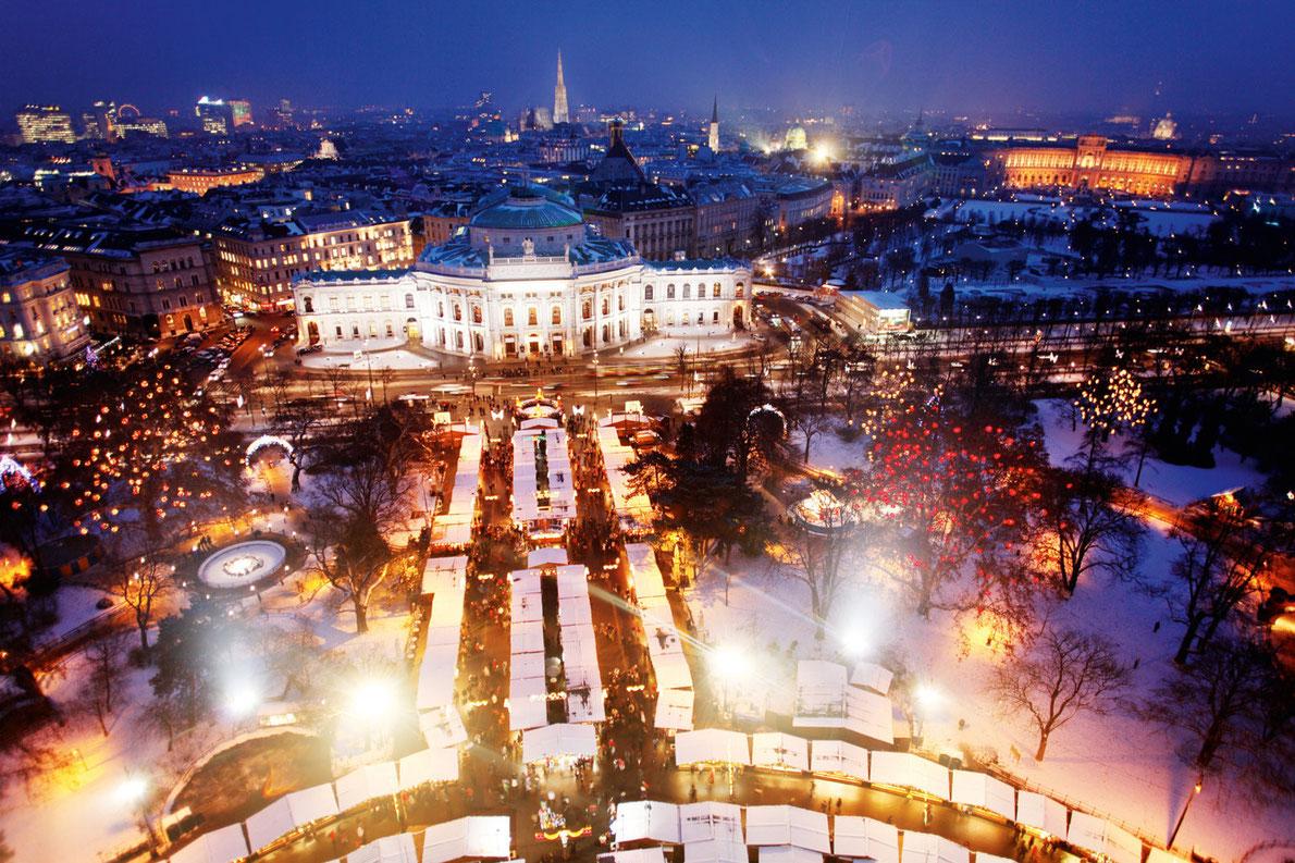Почивка Виена, Австрия  - 7 нощувки, със собствен транспорт
