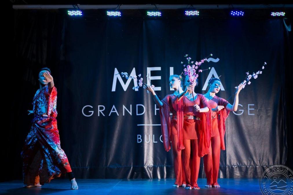 MELIA GRAND HERMITAGE 5*
