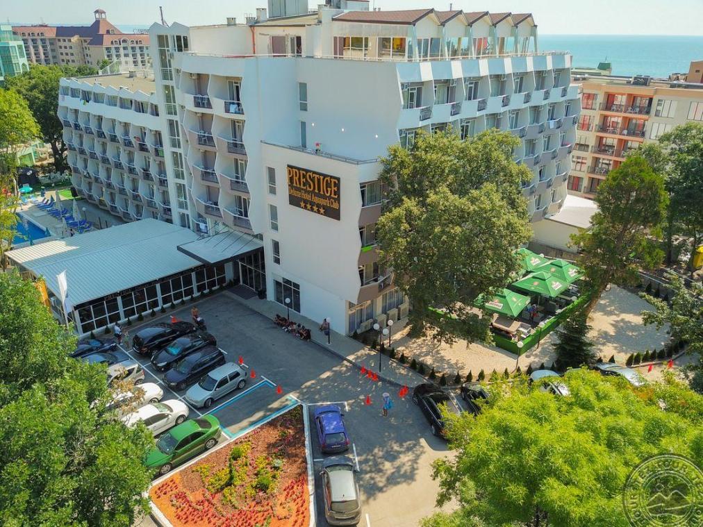 PRESTIGE DELUXE HOTEL AQUAPARK CLUB 4*