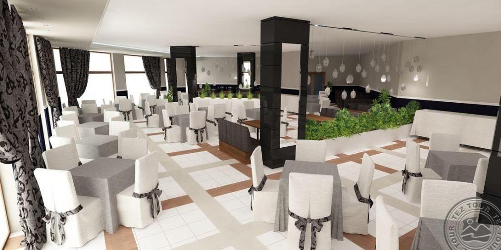 PRESTIGE HOTEL & AQUAPARK 4*