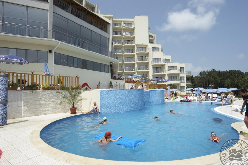 PARK HOTEL GOLDEN BEACH 4*