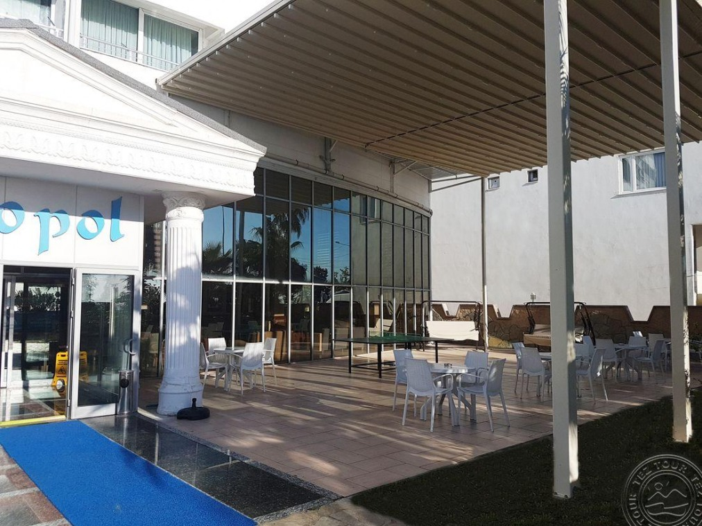 ACROPOL BEACH HOTEL 3 *