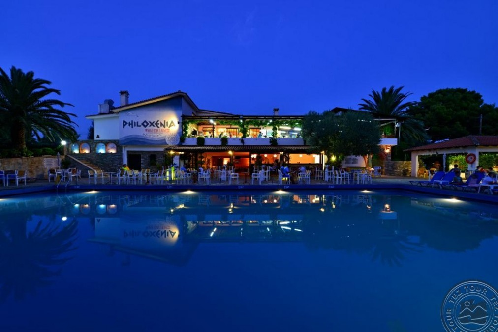 PHILOXENIA BUNGALOWS HOTEL 3*