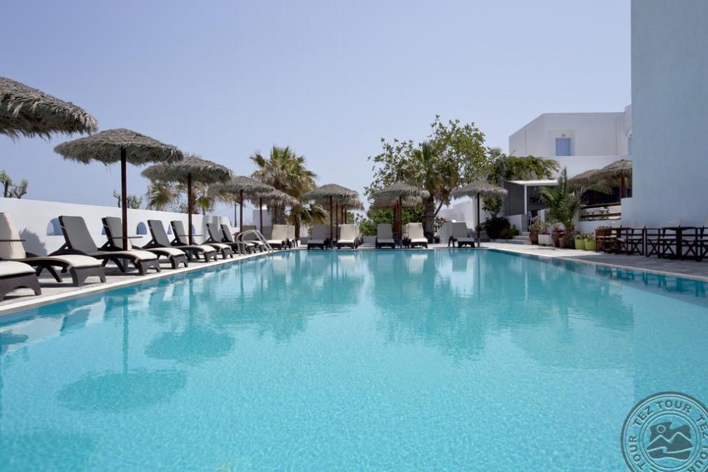 ALEXANDRA HOTEL SANTORINI 3*