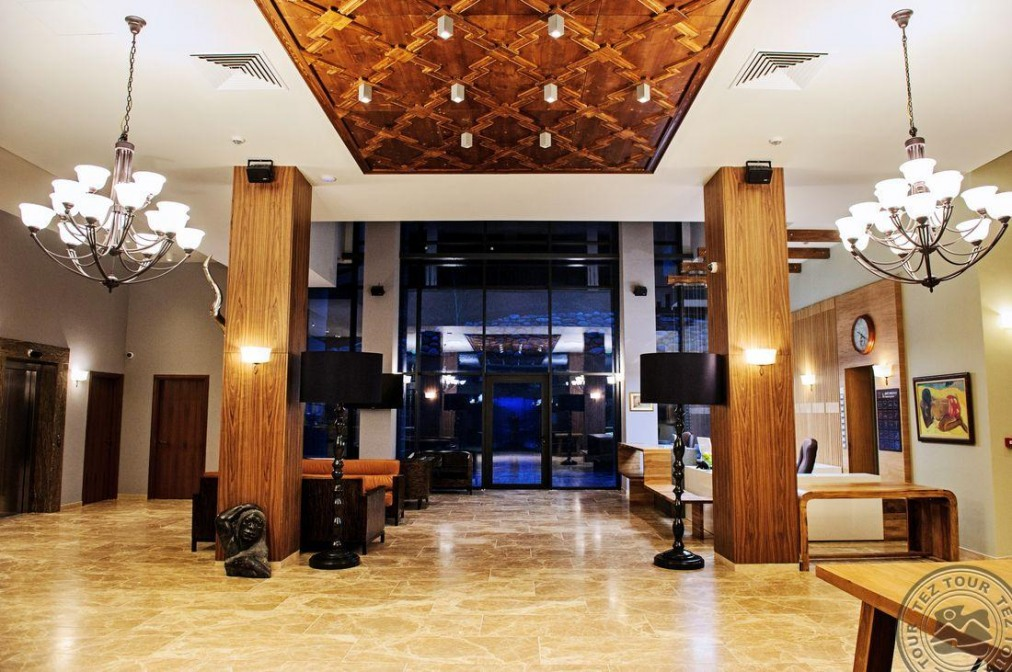 HOT SPRINGS MEDICAL AND SPA HOTEL 4*